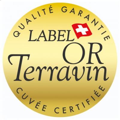 Label OR Terravin